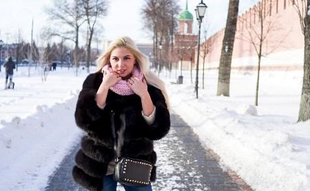 Юлианна Феоктистова, 18 лет