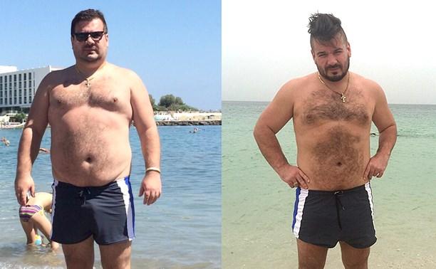 Я похудел на 27 кг