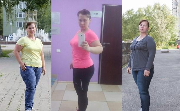 Ольга Антонова: 13 килограммов спустя...