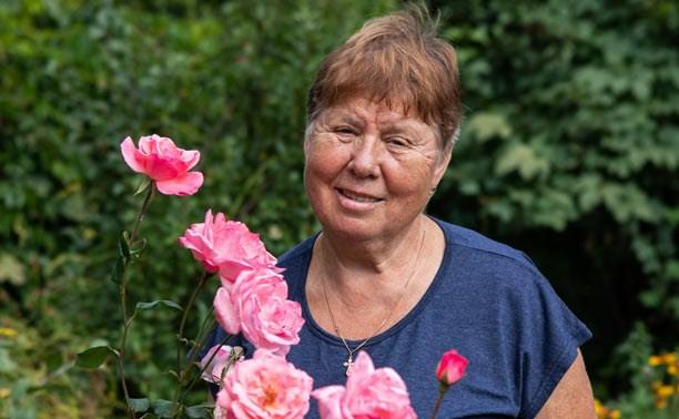 Татьяна Рубцова из Венева: «Цветы и грядки люблю одинаково!»