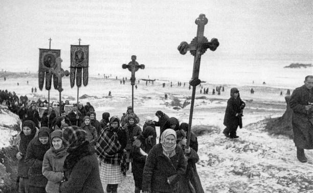 22 июня 1941 - Церковь зовет к защите Родины