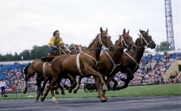 21 июля: тулякам показали уникальное конное шоу из Польши