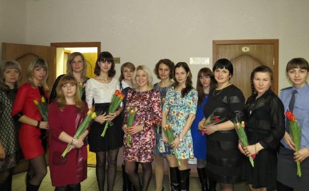 8 марта в ЛО МВД России на станции Тула
