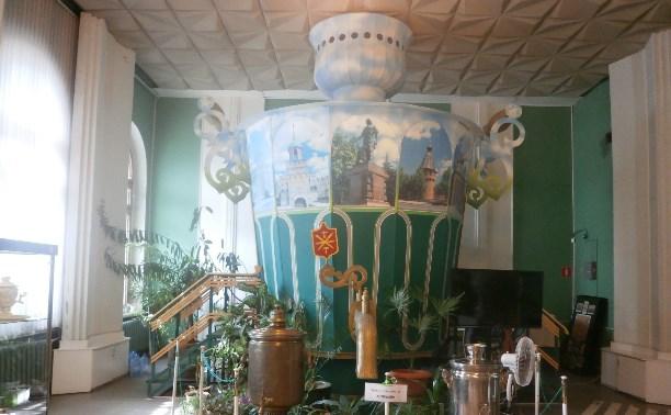 Выставка «Домашняя утварь» в Музее «Тульские Самовары»