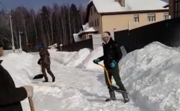 Не дождались техники - жители д. Скорнево!