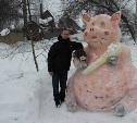 Итоги фотоконкурса «Снеговик»