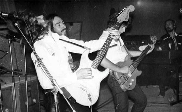 13 октября: в Туле прошли концерты рок-группы «Савояры»