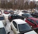 Кто же так припарковался?