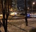 Авария в Щегловской засеке
