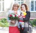 Наша первая учительница Наталия Александровна