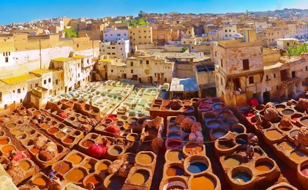 Марокко   17 000 рублей