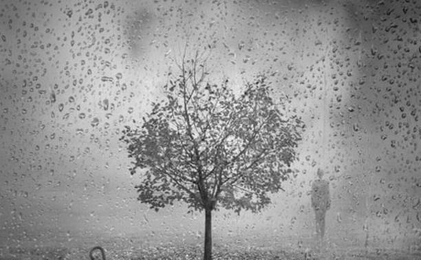 Дождь за стёклами