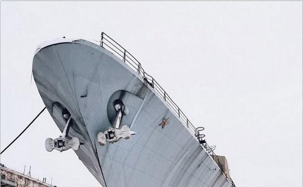 Сторожевой корабль «Дружный» продают на сайте объявлений.