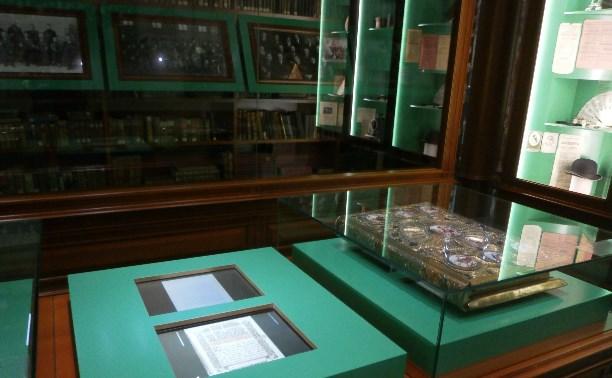 Тульский областной краеведческий музей, выставка гараж