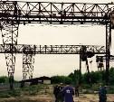 На фестивале Mega Dozor в Орле утонул кран