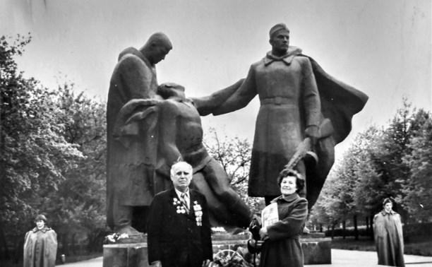 Боевое крещение приняли под Сталиногорском