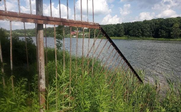 Как я боролась с непроходимым забором на Воронке