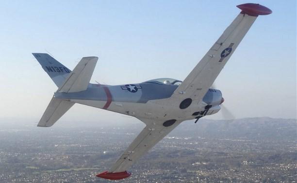 Воздушный бой для детской мечты