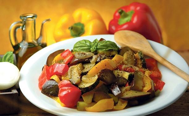 Овощи на стол!