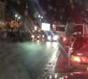 ДТП в центре Тулы. Столкнулись два пассажирских автобуса