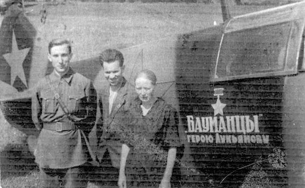 6 июня: сто лет тульскому истребителю Александру Лукьянову, дважды таранившему самолеты врага