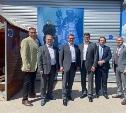 Рабочая встреча руководителей ВК «Тулица» с предприятиями-партнерами команды