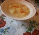 Суп гороховый на простокваше