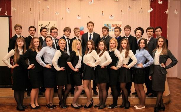 Поздравляем с победой 11А и В класс лицея №1!