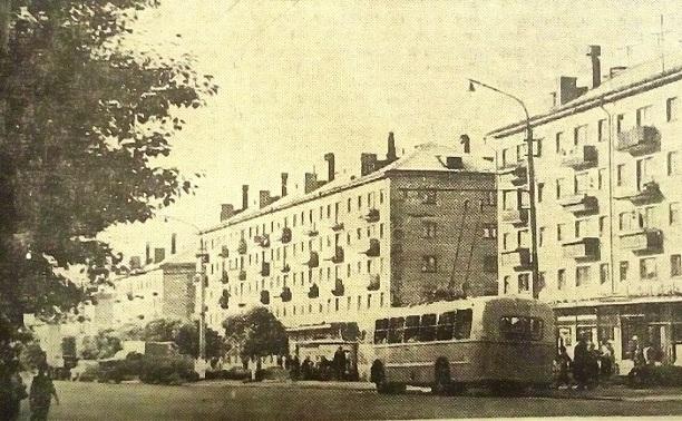 22 октября: Строятся дома на окраине Заречья