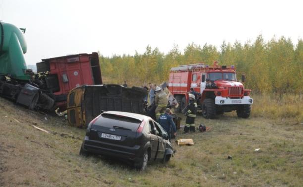 "Cтрашная авария на М-2 ""Крым"""