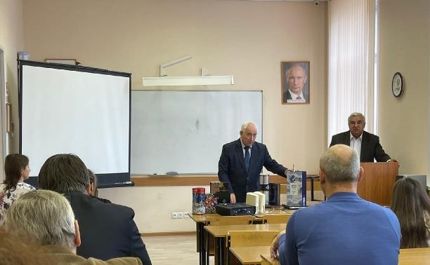 ТФ РЭУ им. Г.В. Плеханова посетил директор ЯФТиУ