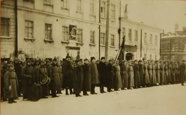 13 февраля: оружейно-технической школе присвоено имя Тульского пролетариата