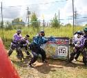 Впервые в Тульской области прошли всероссийские официальные соревнования по пэйнтболу!