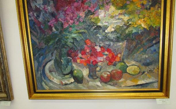 Выставка Ларисы Давыдовой и Михаила Левшина