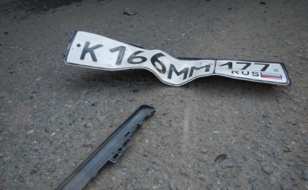 Битва титанов на трассе Тула -Новомосковск