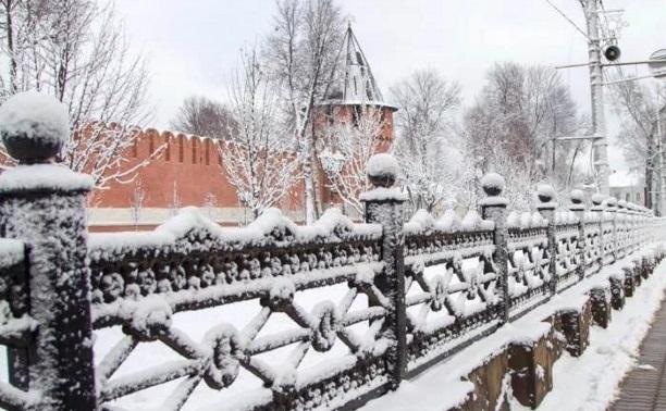 30 декабря: небывалые морозы в Туле