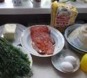 Рыбный пирог из свежей симы!!!