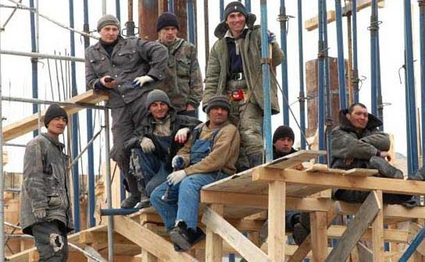 Где в Туле бригада строителей?