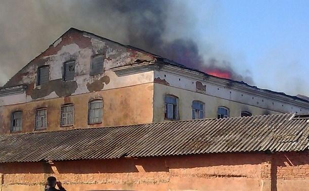 На месте сгоревшей воинской части появится жилой комплекс