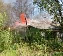 Пожар в Туле