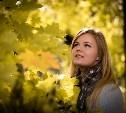 Фотоконкурс «Мисс осень»