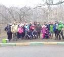 Спасибо ВСЕМ огромное за участие в уборке парка Рогожинский!