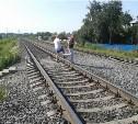 О пресечении тульскими транспортниками несанкционированного перехода железнодорожных путей