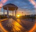 Завершился фотоконкурс «Яркое солнце»