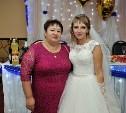 Моя любимая учительница была гостьей на моей свадьбе