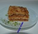 """МК -""""Венгерский пирог с яблоками"""",-вкус детства."""