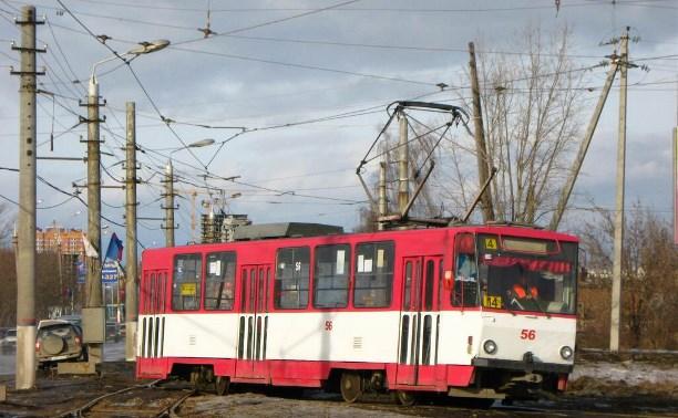 Протестуем против снятия с маршрута трамваев №14, 3
