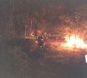 В Туле на улице Макаренко совершен поджог автомобиля