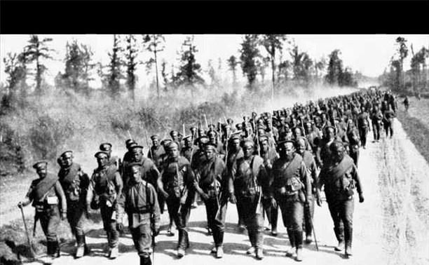 В этот день началась Первая мировая война...