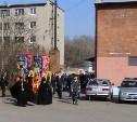 Пасха в Новомосковске...